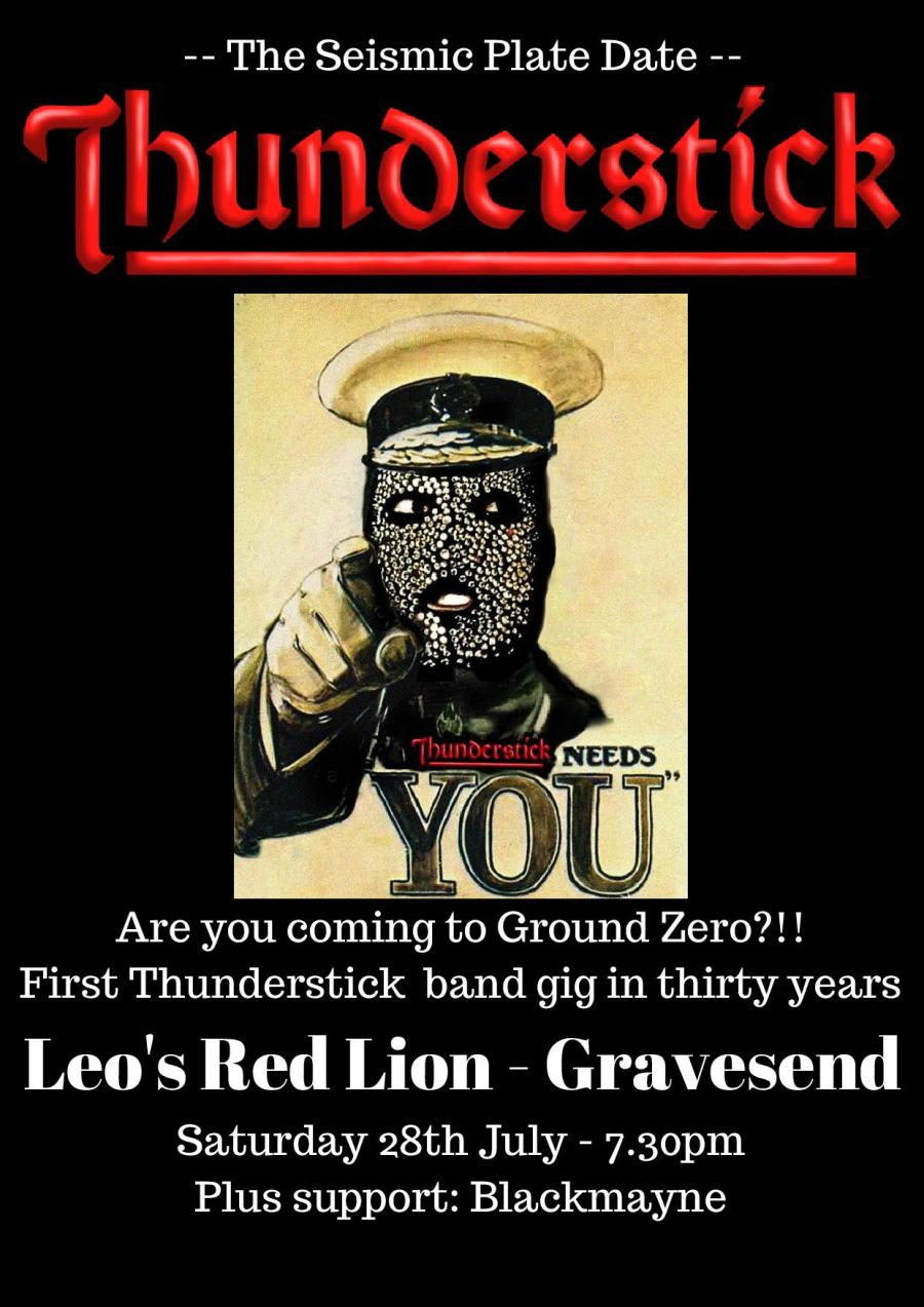 Thunderstick poster Leo s Red Lion-page-001