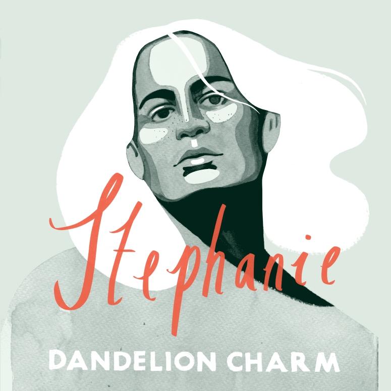 DC Stephanie Cover Art
