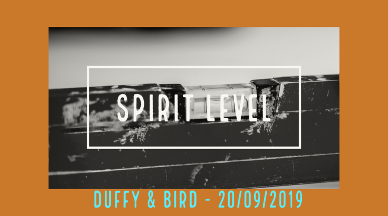 Spirit Level Flier