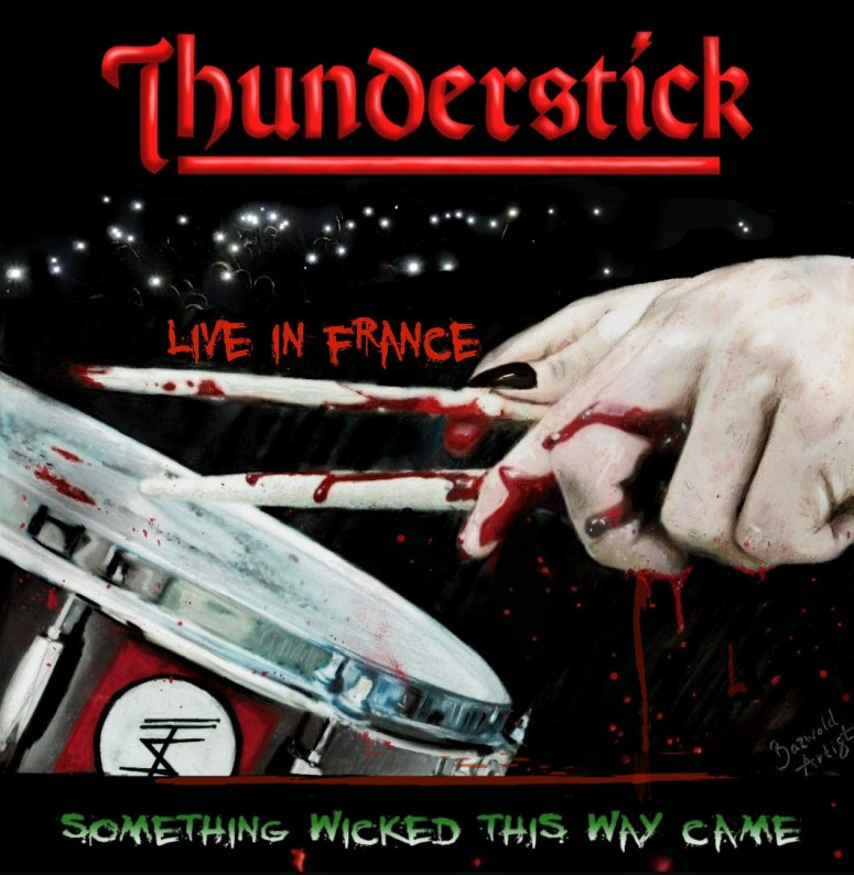 Live in France - cover artwork